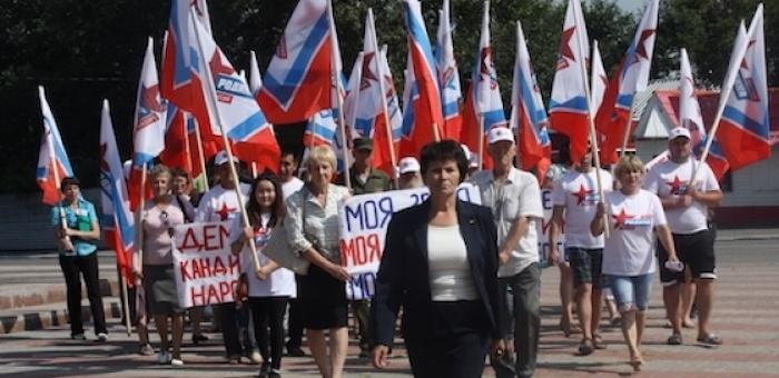 Список «Родины» на выборах в горсовет Горно-Алтайска возглавила Мария Демина