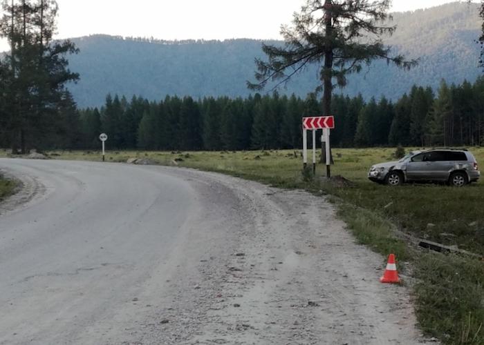 В Чойском районе в результате ДТП погиб ребенок, водитель скрылся