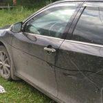Туристы из Новосибирска не поделили автостоянку в Чемальском районе