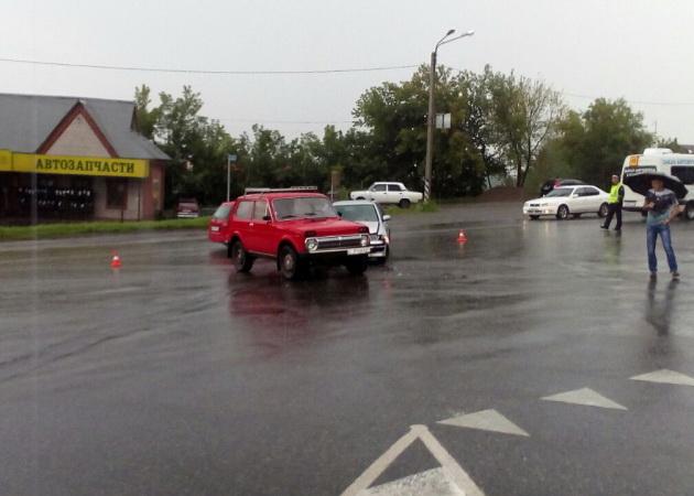Житель Омска попал под колеса в Баранголе