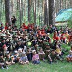 Военно-патриотическая смена «Рубеж-2017» завершилась на Алтае
