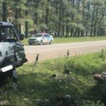 Подросток-мотоциклист погиб в Чемальском районе