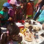 Для детей с чабанских стоянок организовали передвижной детский сад