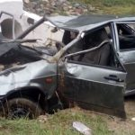Три человека получили травмы в автомобильных авариях