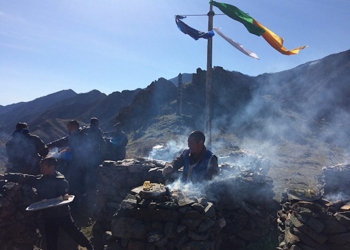 «Алтайская секта захватывает Бурятию»
