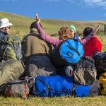 Более 650 тысяч туристов уже посетили Горный Алтай