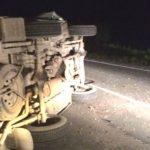 В Шебалинском районе УАЗ врезался в трактор