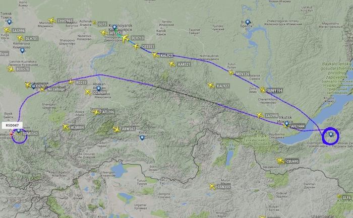 Президент России посетил Горный Алтай