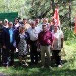 Отголоски гражданской. В Катанде отреставрировали памятник красному командиру