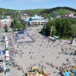 День города в Горно-Алтайске. Программа мероприятий