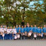 Команда из Республики Алтай заняла второе место в Президентских спортивных играх
