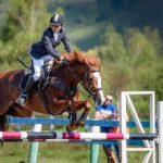 В Горно-Алтайске прошло открытое первенство по конкуру
