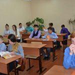 Энергетики в роли майминских учителей