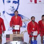 Спортсмен из Республики Алтай завоевал золото в Тбилиси