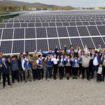 Две солнечные электростанции открыли в Республике Алтай (фото, видео)