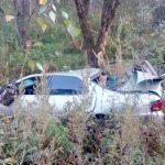 В Майминском районе в результате ДТП погиб водитель Toyota Cresta