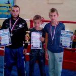 Спортсмены «Атаки» стали призерами соревнований по кикбоксингу в Белокурихе