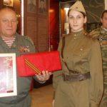 Останки бойца Красной армии захоронили в Шебалино