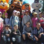 4,6 тыс. детей и подростков из Горно-Алтайска отдохнули в летних лагерях