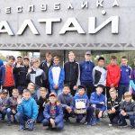 Горно-алтайский школьник стал лучшим вратарем на всероссийских соревнованиях