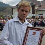 Семья мальчика-героя из Усть-Коксы попала в беду. Нужна помощь