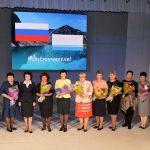 День учителя отметили в Горно-Алтайске (фоторепортаж)