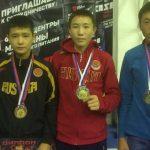 Спортсмены с Алтая завоевали путевки на первенство России по борьбе среди юношей