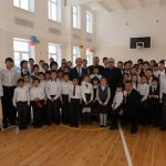 В селе Боочи открыли спортивный зал