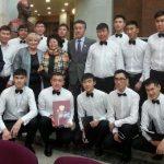 Ансамбль колледжа культуры успешно выступил на Всероссийском хоровом фестивале