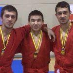 Алтайский спортсмен возвращается из Мадрида с золотом