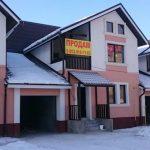Кусочек Европы в Республике Алтай: в Майме появились необычные дома