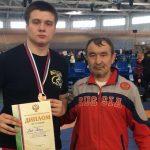 Борец из Республики Алтай вошел в состав сборной России