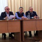 В Чое обсудили, как жить и работать без Борисова