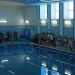 Состязания по плаванию среди инвалидов состоялись в Горно-Алтайске