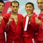 Валерий Сороноков стал призером чемпионата мира по самбо