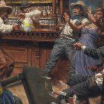 Пьяные рецидивисты разгромили кафе в Чемале