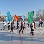 В Горно-Алтайске открыли зимний спортивный сезон и дали старт Году хоккея