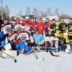 Начинаются матчи чемпионата Республики Алтай по хоккею