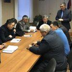 Владимир Тюлентин провел совещание с властями Кош-Агачского района