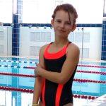 Спортсменка с Горного Алтая успешно выступила на соревнованиях по плаванию в Новосибирске