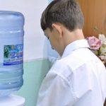 Бутилированная вода, как оптимальный выбор для здоровья человека