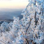 На Алтай идут сильные морозы