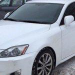 Полицейские вернули жителю Горно-Алтайска угнанный из гаража Lexus