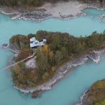 Остров Патмос с высоты птичьего полета. Видеозарисовка