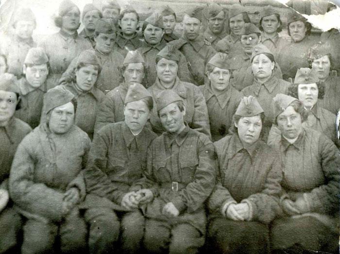 Алтайцы в обороне Воронежа