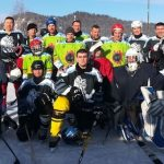 Несколько зрелищных хоккейных турниров прошло на новогодних каникулах