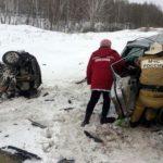 В жуткой аварии на Чуйском тракте погибли шесть человек