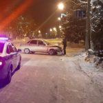 На выходных два пьяных водителя врезались в столбы ЛЭП