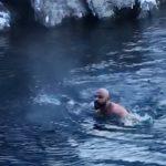 «Разница температур – 51 градус». Индиец нырнул в алтайские Голубые озера
