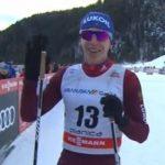 Спортсмен из ГАГУ вошел в десятку лучших лыжников планеты на этапе Кубка мира